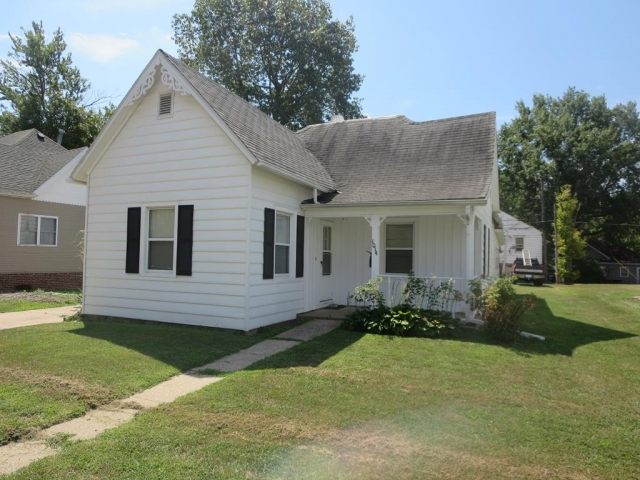 Real Estate Listing 1014 Harrison Street Kirksville 63501